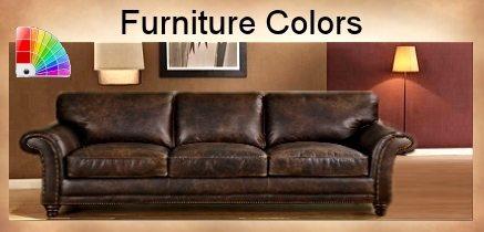 Furniture Colors Chart